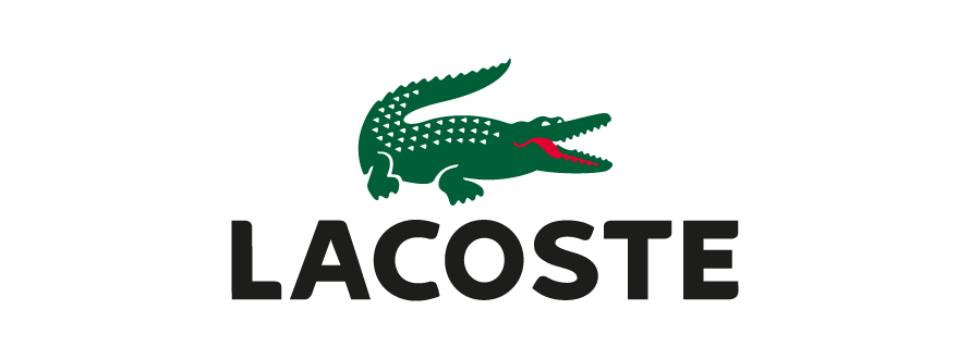 Lacoste logo design