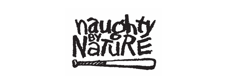 Naughty By Nature logo design