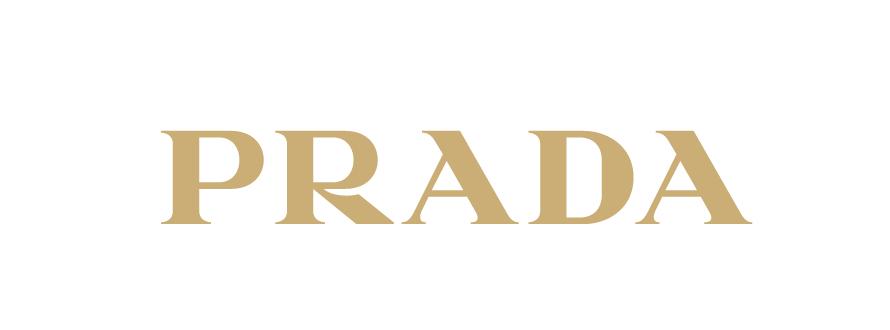 Prada logo design