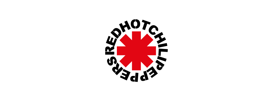 Red Hot Chili Peppers logo design