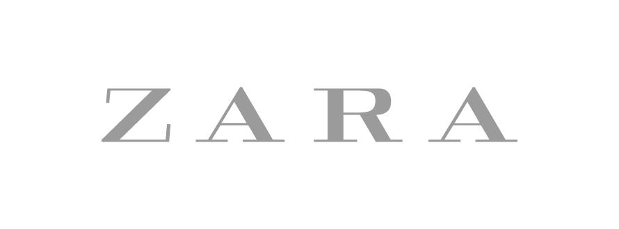 Zara logo design