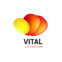Coaching logo design Vital Life
