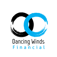 Financial services logo design Winds