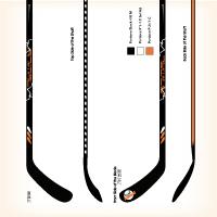 Hockey stick The Deer Hooves