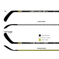 Custom Hockey sticks The Panther
