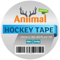 Hockey tape label design