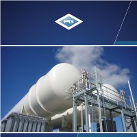 Industrial brochure design Petrogas Systems
