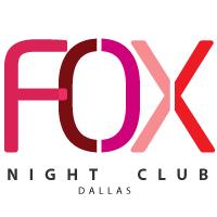 Night club logo design Fox