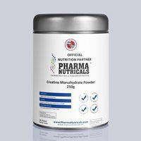 Nutrition label design Creatine Powder