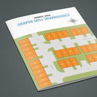 Plat layout Draper Mill