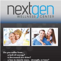 Poster stand design NextGen