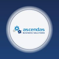 Presentation folder design Ascendas