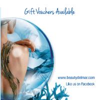 Spa brochure design Beauty Marine