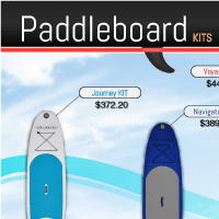 Surfboard brochure Vilano