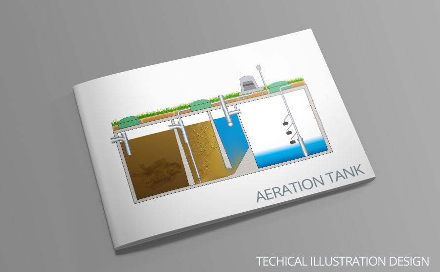 technical illustration design services