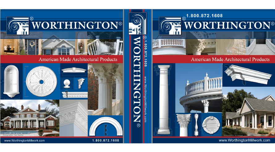 Design binder Worthington