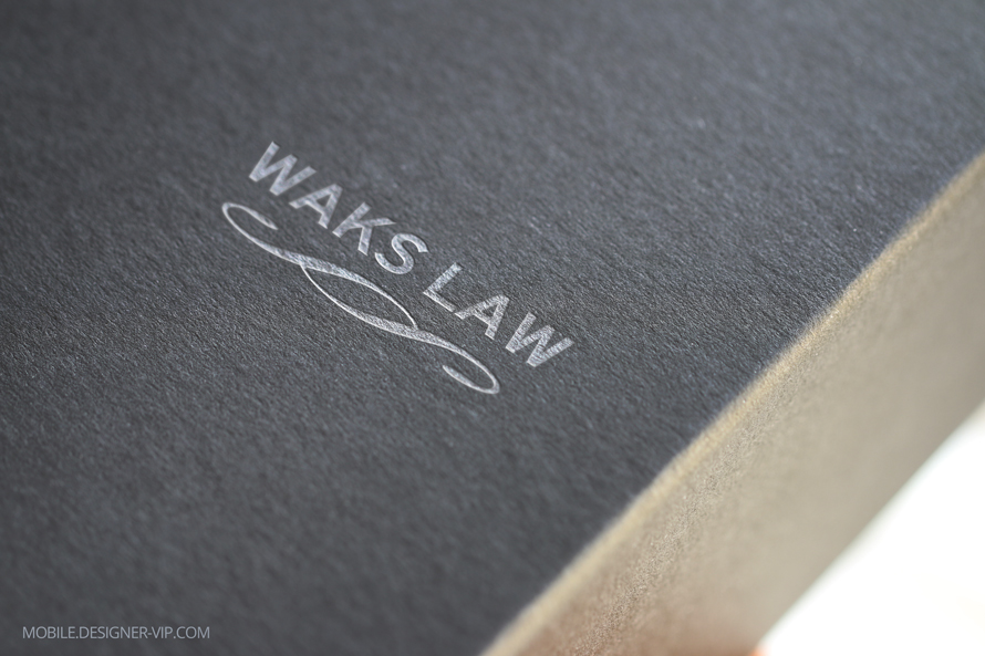 Lawyer logo Waks Law