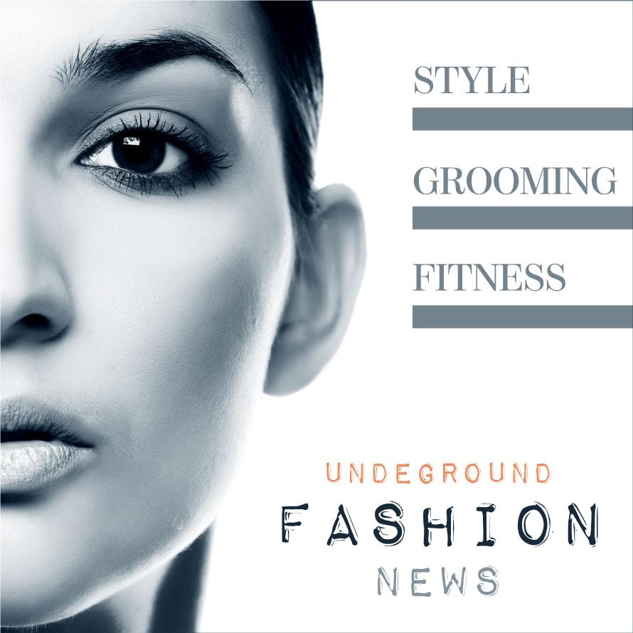 Youtube cover design Fashion UN square version