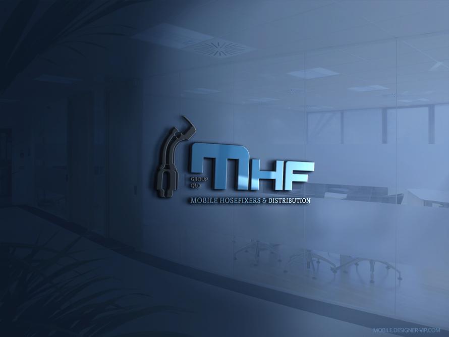 Group logo design Mobile Hosefixers