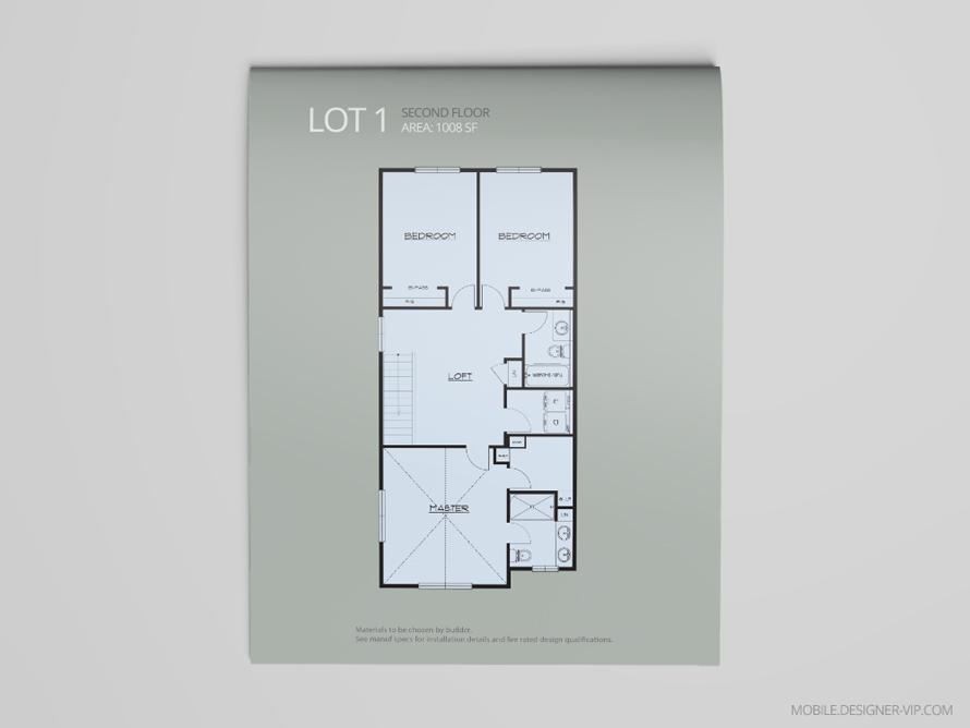 Floor Plan Designer For 3 Plex Homes