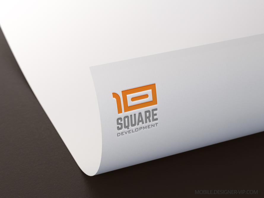 Real Estate development letterhead design